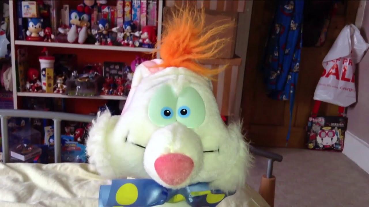 Who Framed Roger Rabbit 1988 Playskool Vintage Plush Review Youtube