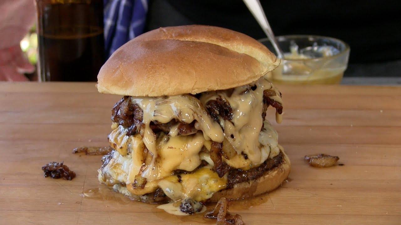 Quadzilla Burger Recipe!