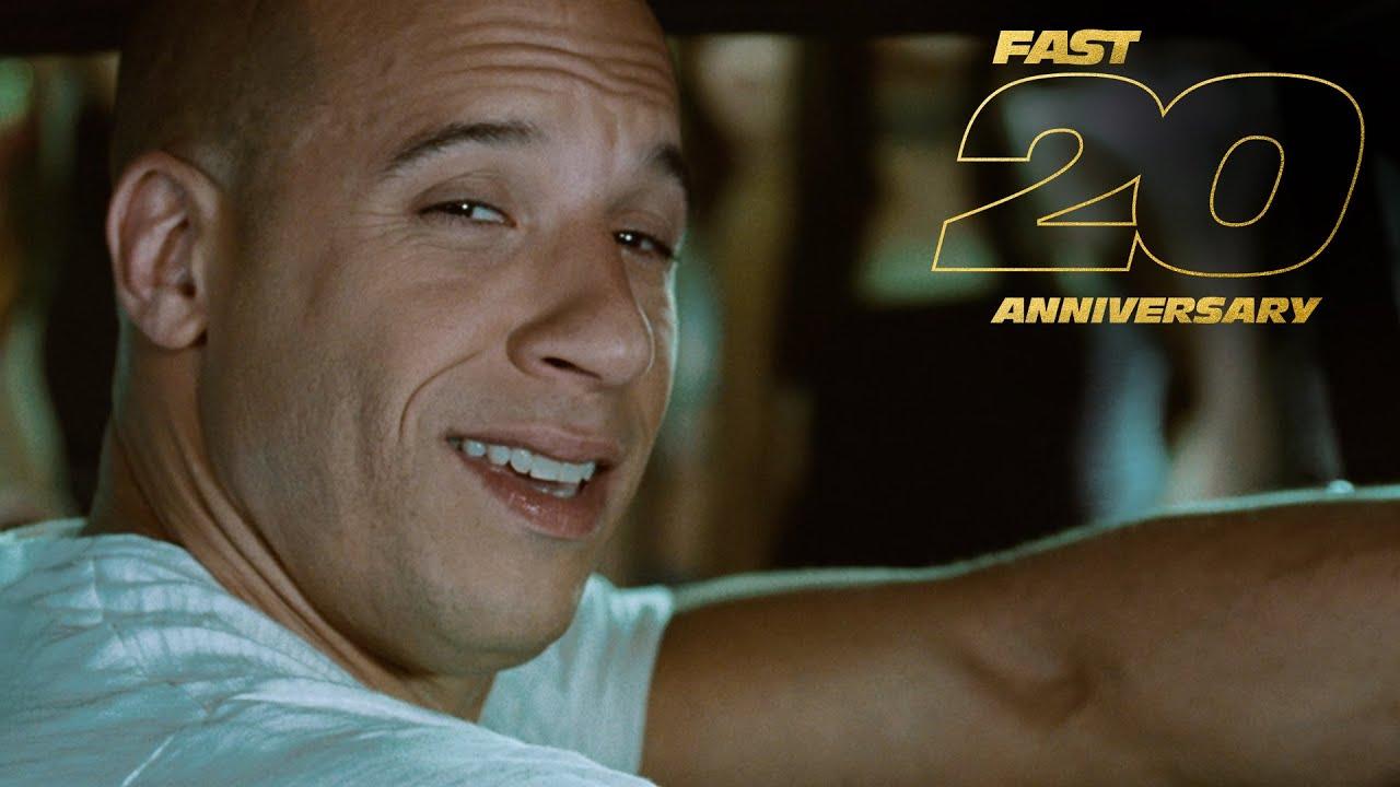 The Fast Saga x 20th Anniversary