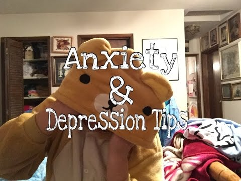 Depression and Anxiety Toolkit ♥ Adrian Mae