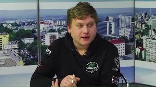 Сергій Пісоцький у програмі Спортцентр
