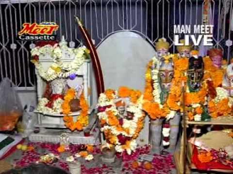 PARKESH MALI LIVE BHAJAN NANDIYA SIROHI BY RENGA DEWASI (1)