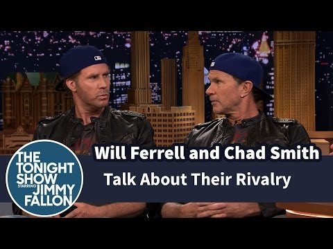Thumbnail: Will Ferrell and Chad Smith Talk About Their Rivalry