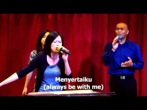 Kaulah S'galanya(Harvest Praise Music), worship led by Gretchen Lee-Trisna
