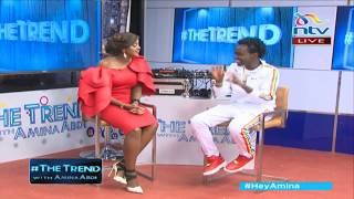 #theTrend: How fatherhood has changed Bahati
