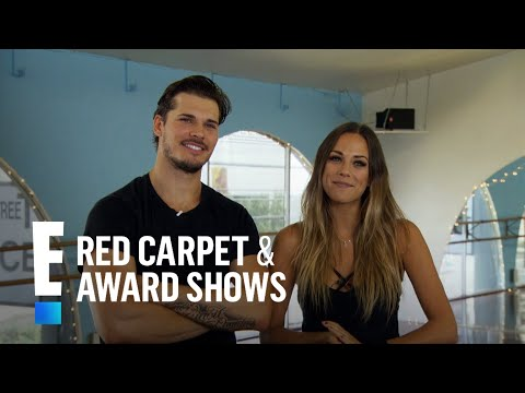 Jana Kramer Dancing to One Tree Hill Theme on DWTS  E!  from the Red Carpet