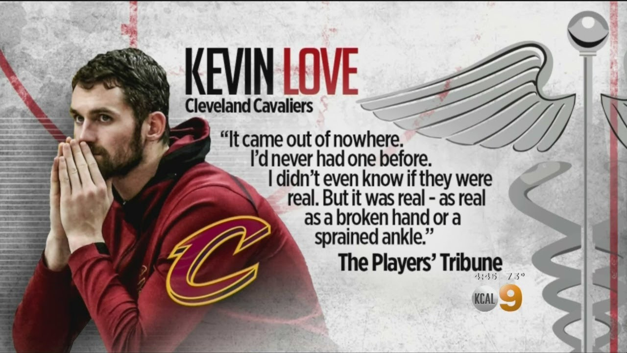 Kevin Love Pens Candid Piece On Panics Mental Health