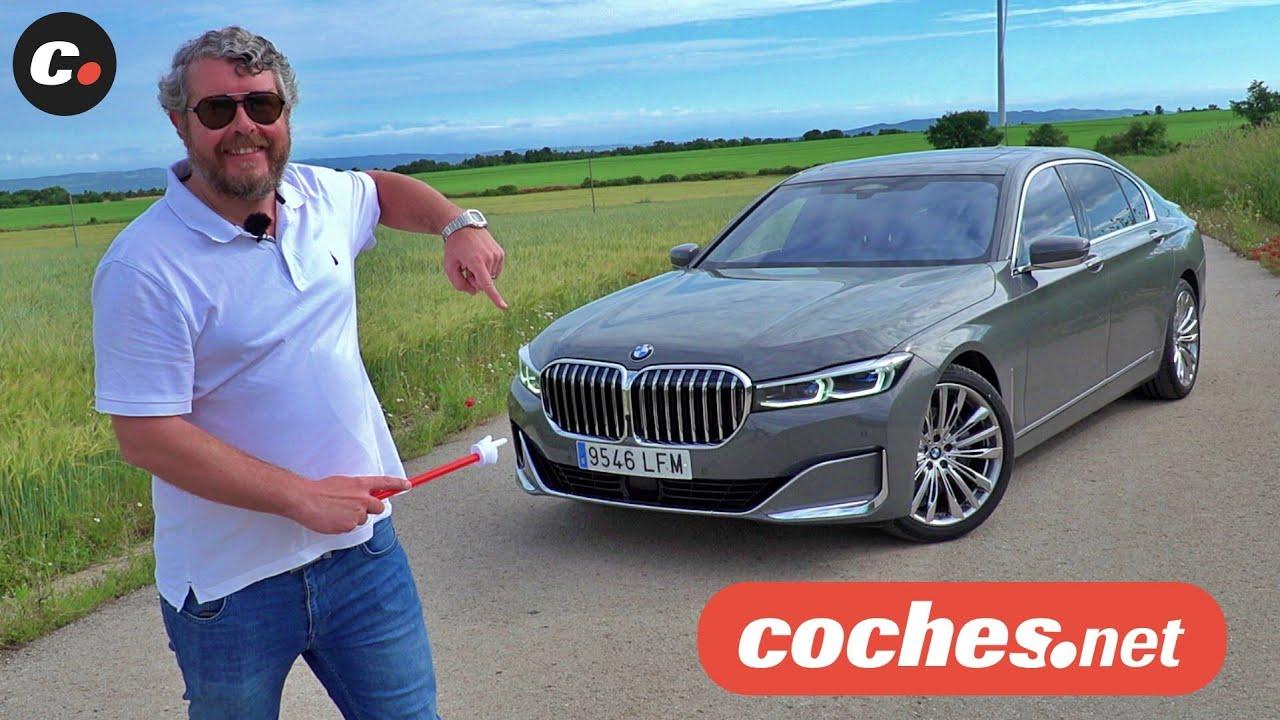 BMW Serie 7 2020 | Prueba / Test / Review en español | coches.net