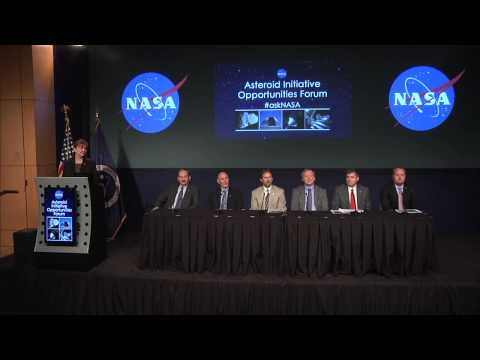 NASA Asteroid Initiative Opportunities Forum