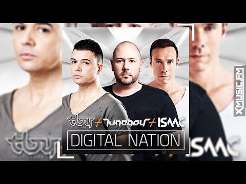 Technoboy, Tuneboy & DJ Isaac - Digital Nation (Extended Remix)