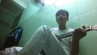 Hoàng Hôn Tháng 8 cover guitar[Tô Minh Develop