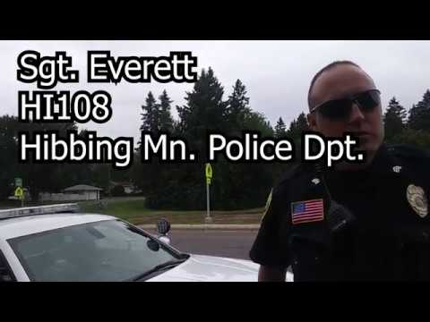 Tyrant in Hibbing, Original Hibbing Footage with Illegal arrest