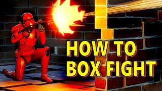 How to Box Fight in Fortnite