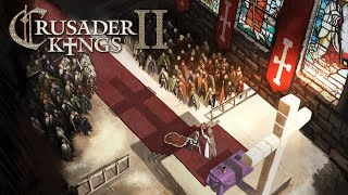 Crusader Kings Multiplayer. Attempting To Learn Grand Strategy Games, Episode 1