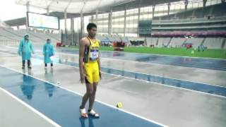Asian Games Incheon 2014 Long Jump Gold Medalist Abdul Latif Romly