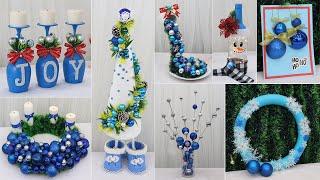10 Diy christmas decorations 2021🎄 New Christmas decoration ideas 🎄 5