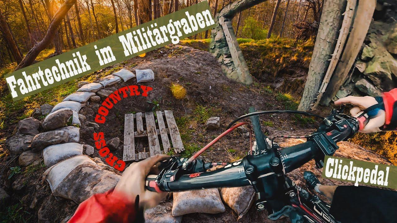 VLOG #3 - Fahrtechnik Ernte im Militärgraben