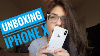 UNBOXING DO IPHONE X!!! PT - BR