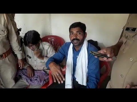 लखनऊ: इंसाफ न मिलने पर युवक ने विधानसभा के सामने की खुदकुशी करने की कोशिश