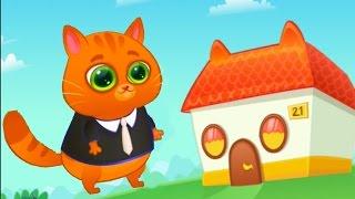 КОТЕНОК БУБУ #15 - Мой Виртуальный Котик - Bubbu My Virtual Pet игровой мультик для детей #ПУРУМЧАТА