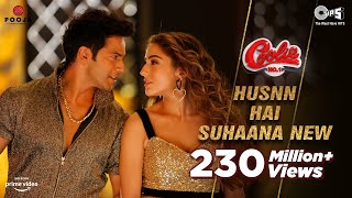 Download Husnn Hai Suhaana New - Coolie No.1| VarunDhawan | Sara Ali Khan | Chandana, Abhijeet| David Dhawan
