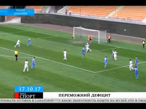 ТРК ВіККА: Після промаху в Сумах «Черкаський Дніпро» на останній позиції чемпіонату