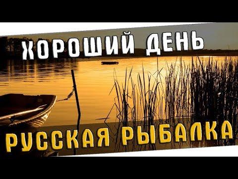 РУССКАЯ РЫБАЛКА 4 🐟 HAVE A NICE DAY!