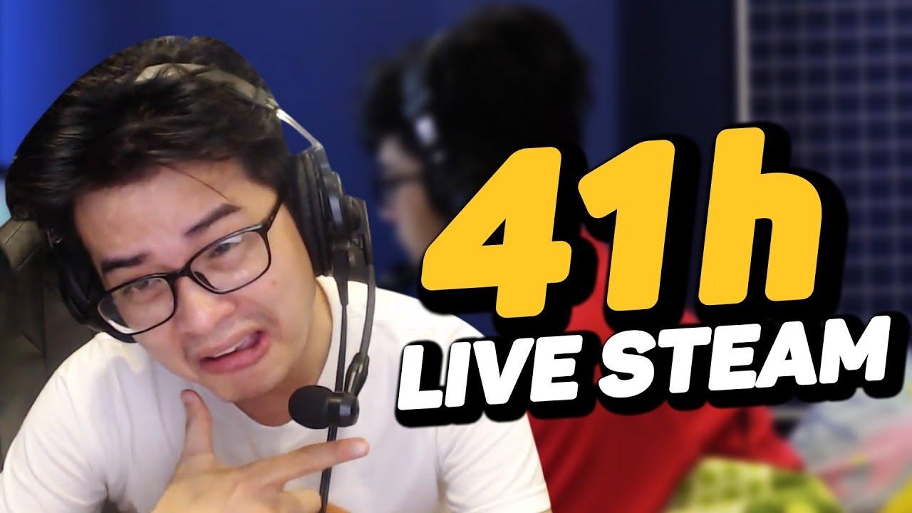 WIN.D LIVE STREAM KỈ LỤC 41 TIẾNG !!