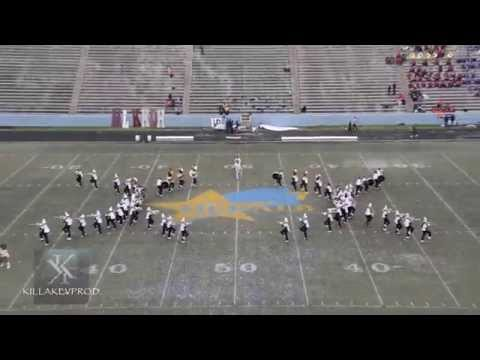 Morehouse College Marching Band - Field Show - 2015