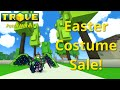[Trove] Patch Notes - Easter Costume Sale Review!