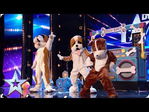 Ant, Dec and Stephen fool Judges with secret Britain's Got Talent Audition | BGT 2019