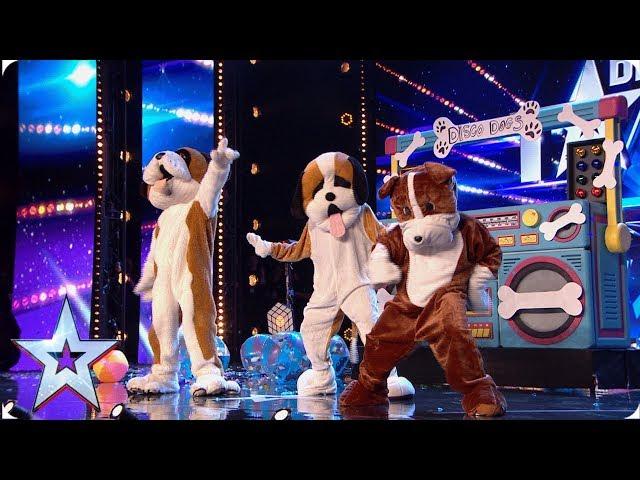 Ant, Dec and Stephen fool Judges with secret Britains Got Talent Audition   BGT 2019