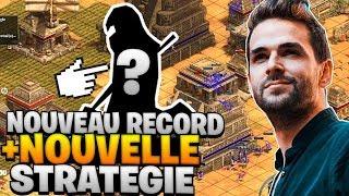 🔥Mon Nouveau Record sur Age Of Empires 2 DE & La Nouvelle Stratégie MAYAS fumé!