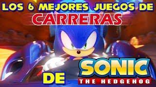 Top: Los 6 mejores juegos de carreras de Sonic