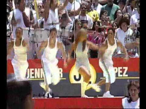 Let's Get Loud Women's World Cup 1999   Jennifer Lopez   Video Clip