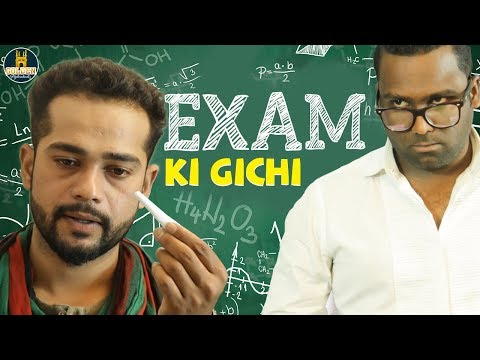 Exam Ki Gichi | Abdul Razzak | Latest Comedy Videos | Hyderabadi Funny Videos | Golden Hyderabadiz