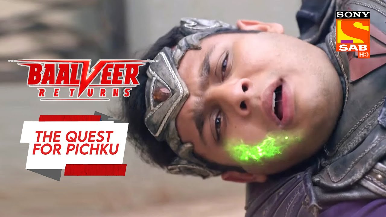 Timnasa   Attack   Baalveer  Paralyze  Baalveer Returns  The Quest For Pichku