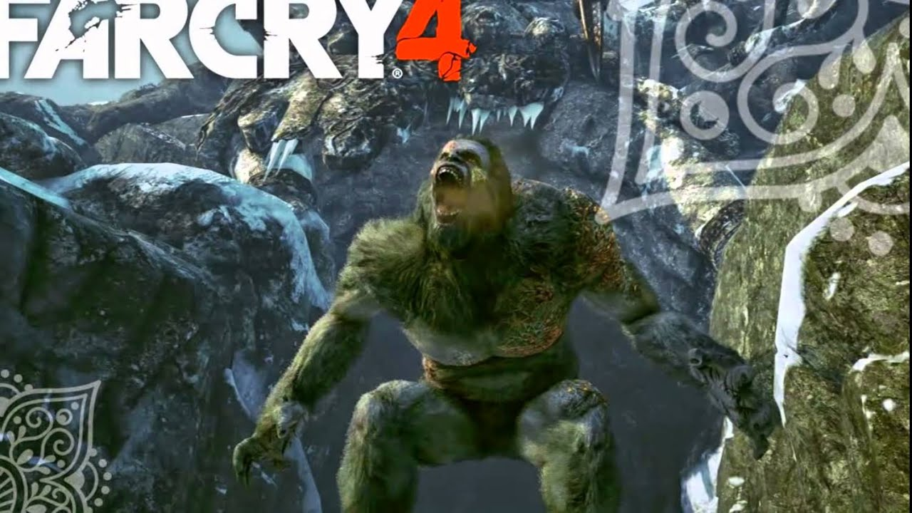 Far cry 4 update V1