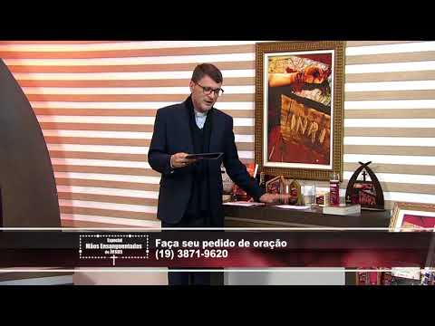 Especial Mãos Ensanguentadas de Jesus - 05/09/2018 - B1