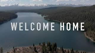 Living Near Mountains - Flathead County Montana