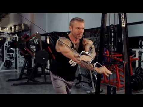 How To Do The Cable Crossover - BPI Sports
