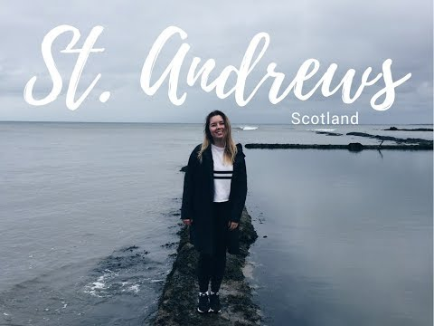St. Andrews Scotland | Travel Video