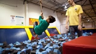 SKY HIGH SPORTS - The Trampoline Place: Evan