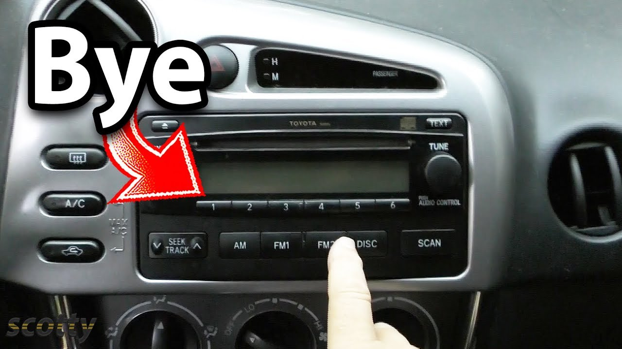 Hate Your Car Stereo? Replace It With This