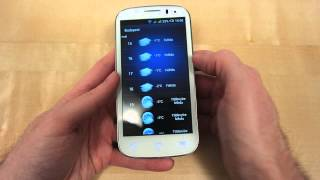 Alcatel One Touch Pop C5 unboxing and hands-on