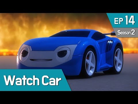 Power Battle Watch Car S2 EP14 The Last Guardian