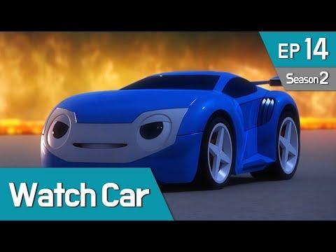 Power Battle Watch Car S2 EP14 The Last Guardian