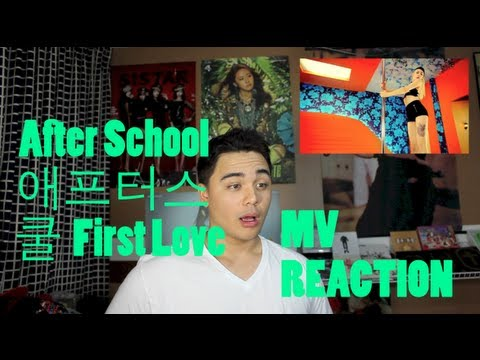 After school first love mv reaction youtube - After school nana first love ...