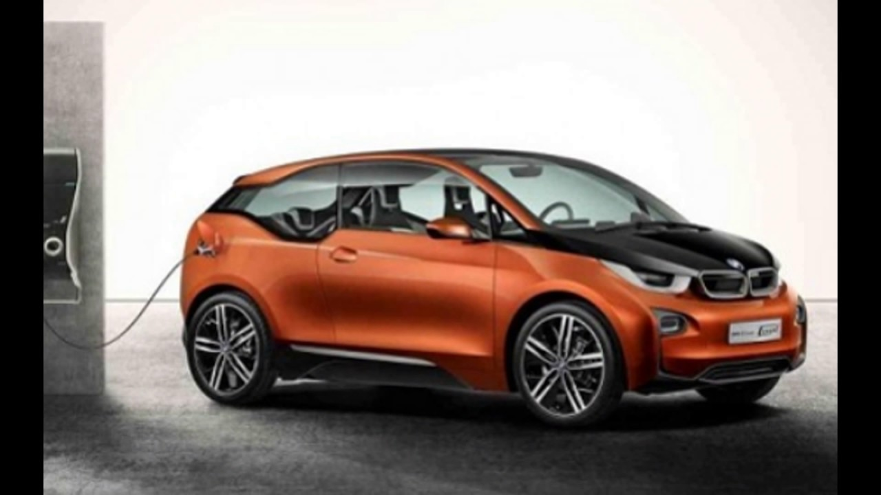 The 2018 All New Bmw I3 94ah Electric Car Youtube