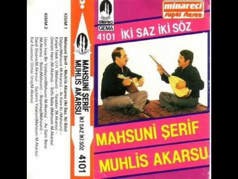 Aşık Mahzuni Şerif - Muhlis Akarsu - Sofu Baba by_HACI